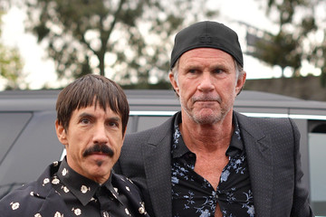 Chad Smith 61st Annual Grammy Awards - Red Carpet