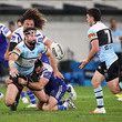 Chad Townsend NRL Rd 6 - Sharks v Bulldogs