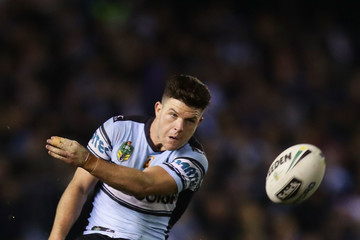 Chad Townsend NRL Rd 25 - Sharks v Roosters
