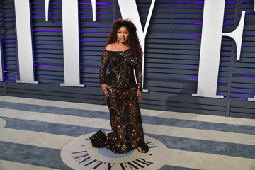Chaka Khan 2019 Vanity Fair Oscar Party Hosted By Radhika Jones - Arrivals
