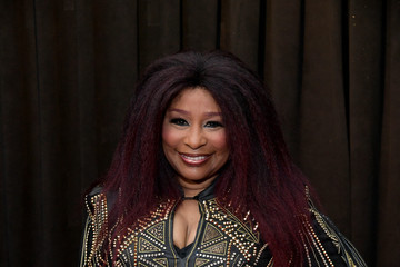 Chaka Khan 61st Annual Grammy Awards - Red Carpet
