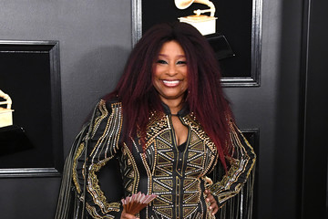 Chaka Khan 61st Annual Grammy Awards - Arrivals