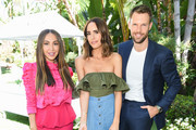 Diana Madison, Louise Roe and Mackenzie Hunkin attend Champagne Bollinger and Asprey London host high tea & champagne soirée with Kelly Lynch & Carlota Espinosa at Beverly Hills Hotel on September 12, 2019 in Beverly Hills, California.