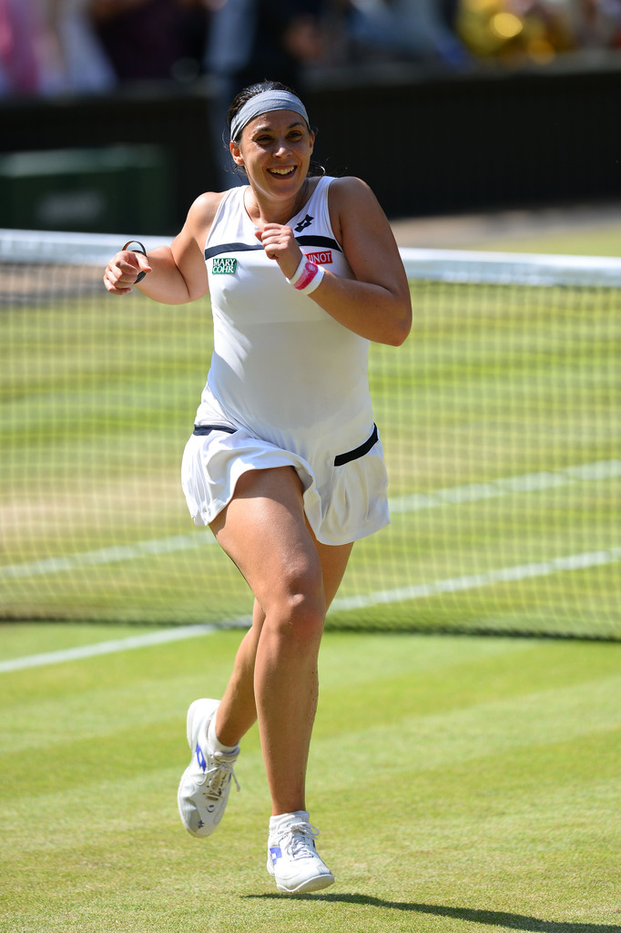 wimbledon single christian girls Jeļena ostapenko was the defending champion, but entered the women's  singles instead unseeded russian sofya zhuk won the title, defeating  compatriot.