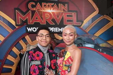 Chance Perdomo Los Angeles World Premiere Of Marvel Studios' 'Captain Marvel'