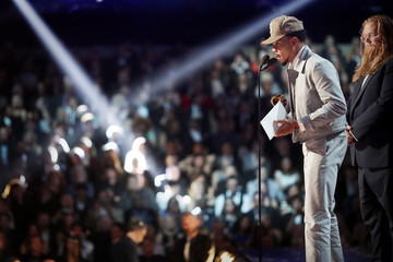 Chance the Rapper The 59th GRAMMY Awards -  Roaming Show