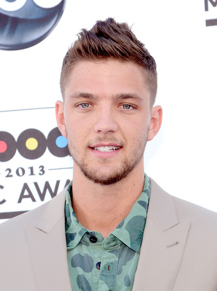 Chandler Parsons Pictures Arrivals At The Billboard