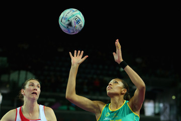 Chanel Gomes Fast5 Netball World Series - Day One