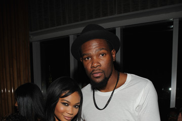 Chanel Iman NBA 2K15 Launch Celebration