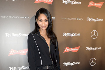 Chanel Iman Rolling Stone Live: Houston Presented by Budweiser and Mercedes-Benz. Produced in Partnership With Talent Resources Sports. - Arrivals