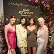 Chanel Iman Etihad Airways Cocktail Party At NYFW: The Shows