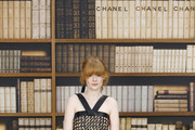 Emily Beecham attends the Chanel photocall as part of  Paris Fashion Week - Haute Couture Fall Winter 2020 at Grand Palais on July 02, 2019 in Paris, France.