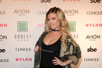 Chanel West Coast NYLON Nights Los Angeles, in Celebration of the October It Girl Issue Hosted by Cover Star Tinashe, at Doheny Room