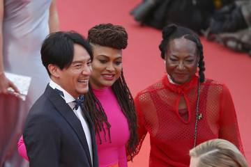 Chang Chen 'Blackkklansman' Red Carpet Arrivals - The 71st Annual Cannes Film Festival