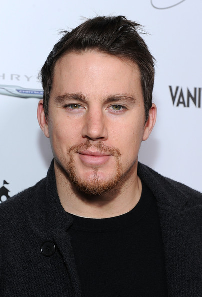 Actor Channing Tatum attends Vanity Fair Campaign Hollywood 2011's kick off ...