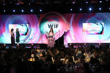 Channing Dungey Women In Film 2018 Crystal + Lucy Awards Presented By Max Mara, Lancome And Lexus - Inside
