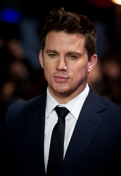 Channing Tatum - The Eagle - UK Film Premiere