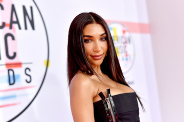 Chantel Jeffries 2018 American Music Awards - Red Carpet