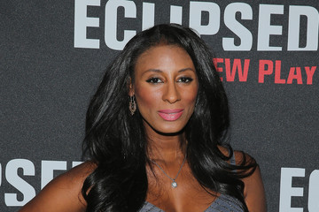 """Chantelle Fraser """"Eclipsed"""" Broadway Opening Night - Arrivals & Curtain Call"""