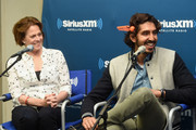 Sigourney Weaver and Dev Patel speak at SiriusXM's Entertainment Weekly Specia on March 5, 2015 in New York City.