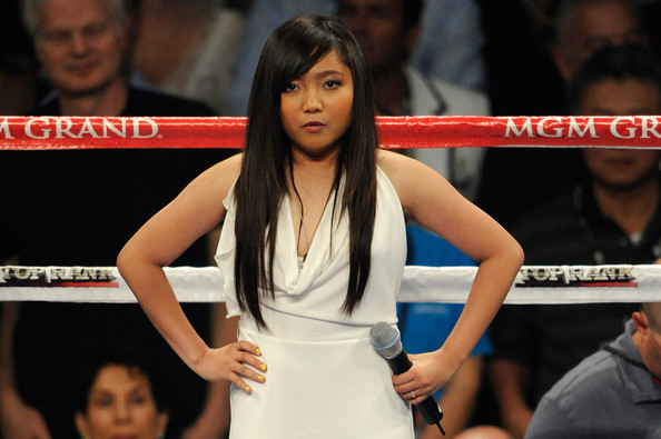 05/07/11 - Pacquiao vs. Mosley Fight - MGM Grand, Las Vegas, NV Charice+Pempengco+Manny+Pacquiao+v+Shane+Mosley+jeqrXN4pPEAl