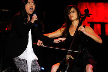 Charice Pempengco David Foster And Friends In Concert