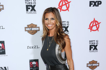 "Charisma Carpenter Premiere Of FX's ""Sons Of Anarchy"" Season 6 - Arrivals"