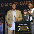 Charles Barkley Julius Erving Golf Classic Pairings Party