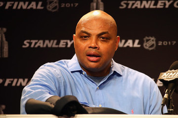 Charles Barkley 2017 NHL Stanley Cup Final - Game Four