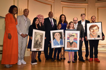 Charles Best Russell Simmons' Rush Philanthropic Arts Foundation's Annual Rush HeARTS Education Luncheon