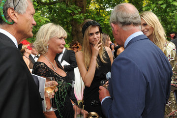 Charles Delevingne Guests at the Elephant Family Reception