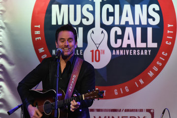 Charles Esten Musicians On Call Celebrates 10th Anniversary In Nashville With Lady Antebellum