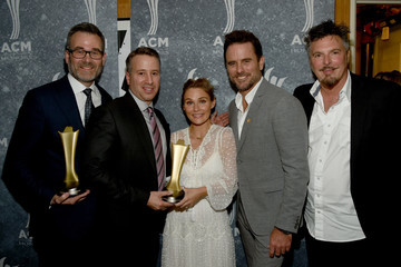 Charles Esten 11th Annual ACM Honors - Backstage and Audience