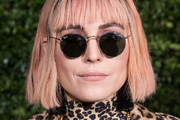 Noomi Rapace attends the Charles Finch & Chanel pre-BAFTA's dinner at Loulou's on February 09, 2019 in London, England.