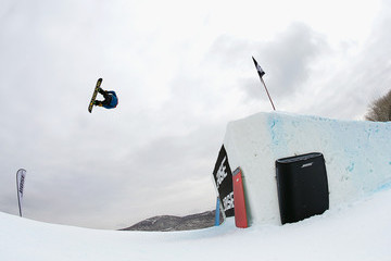 Charles Guldemond Sprint US Snowboarding & Freeskiing Grand Prix: Day 1
