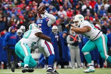 Charles Harris Miami Dolphins v Buffalo Bills