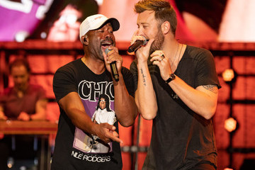 Charles Kelley Darius Rucker And Lady Antebellum In Concert - Irvine, CA