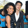 """Charles Melton World Premiere Of Warner Bros """"The Sun Is Also A Star"""" - Red Carpet"""