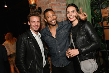 Charles Michael Davis Gersh Upfronts Party 2018