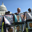 Charles Schumer Rally To End Gun Violence Held At The U.S. Capitol