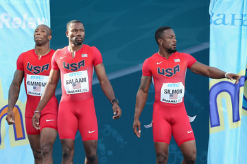 Charles Silmon IAAF World Relay Championships - Day 2