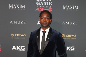 Charles Tillman The Maxim Big Game Experience - Inside