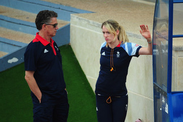 Charles Van Commenee Olympics Day -2 - Team GB Track and Field Preparation Camp in Portugal