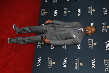 Charles Woodson 6th Annual NFL Honors - Arrivals