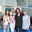 Charley Vezza Guests Attend Tiny Drinks In Milan