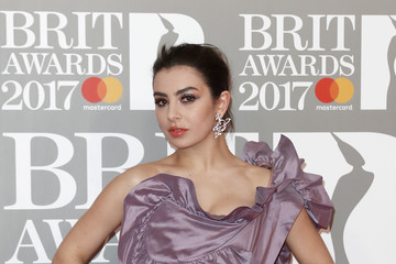 Charli XCX The BRIT Awards 2017 - Red Carpet Arrivals