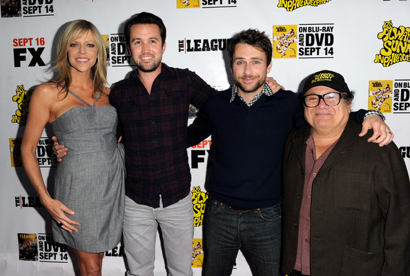 charlie day always sunny. Charlie Day (L-R) Actors
