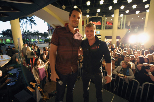 Daniel Cudmore and Charlie Bewley attend The Twilight Saga  Breaking    Daniel Cudmore Breaking Dawn