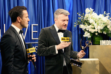 Charlie Brooker IMDb LIVE After The Emmys 2018