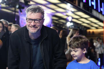 Charlie Brooker UK Premiere Of 'Ralph Breaks The Internet'